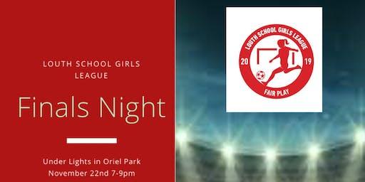 LSGL Under-11 Finals Night