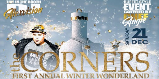 Winter Wonderland Christmas Party Hosted By theCORNER