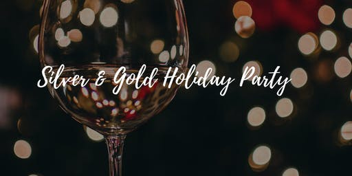 Silver & Gold Holiday Party