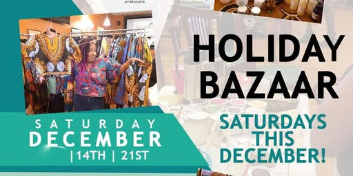 Holiday Shopping Bazaar at Everlasting Life