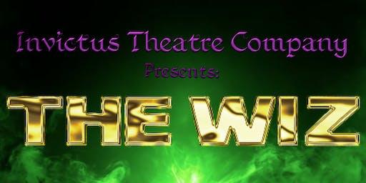John Lewis Invictus Academy presents: The Wiz