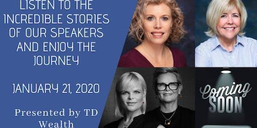 Rising Tides Speaker Series presented by TD Wealth