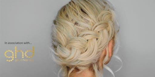 Celebrity Hair styling Masterclass