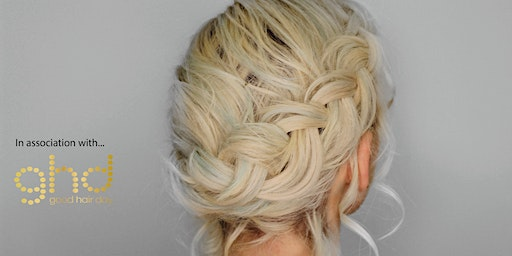 Celebrity Hair Styling Masterclass Up-do's Style & Braiding! Inc. Gift Bag to take home!