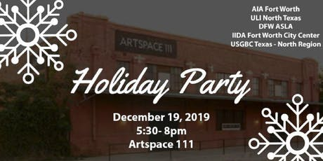 Joint Holiday Party tickets