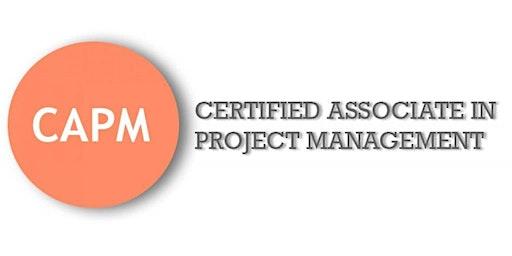 CAPM (Certified Associate In Project Management) Training in Cincinnati, OH