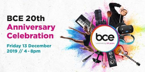 BCE 20th Anniversary Celebration