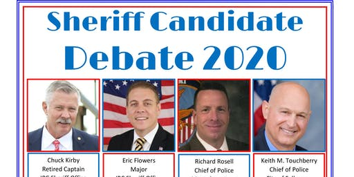 Indian River County Sheriffs Candidate Debate