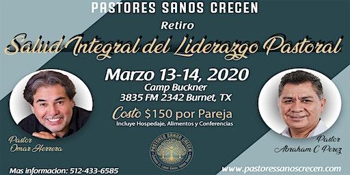 ¡Salud Integral del Liderazgo Pastoral Retiro!