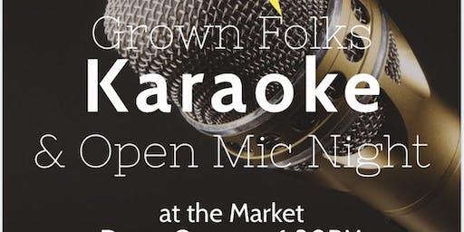 Grown Folks Karaoke & Party