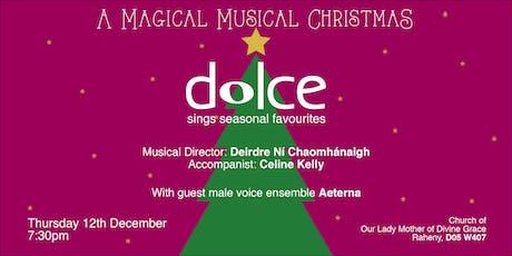 A Magical Musical Christmas tickets