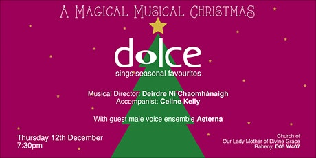 A Magical Musical Christmas tickets
