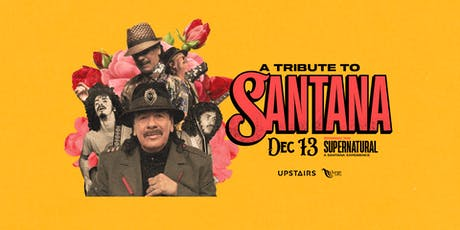 A Tribute to Santana tickets