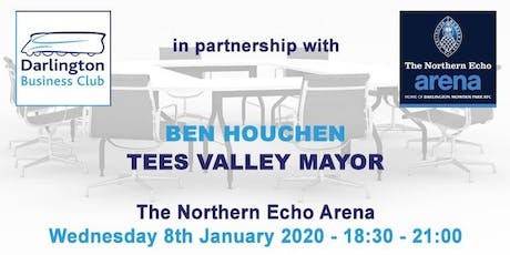 Darlington Business Club Monthly Meeting - 8 January 2020 tickets