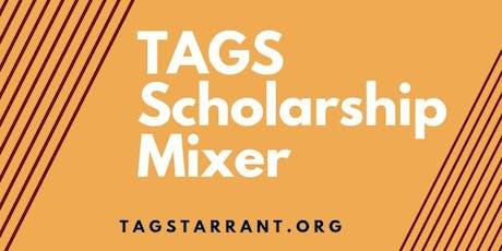 November TAGS Scholarship Mixer tickets