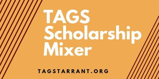 November TAGS Scholarship Mixer