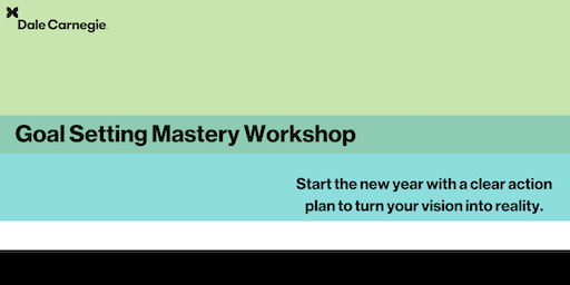 Goal Setting Mastery - St. Catharines