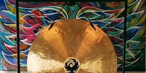 Restorative Yoga and Sound Journey with Ann Martin