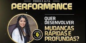 [POSSE/GO] Curso PODER E ALTA PERFORMANCE 23/11/2019.
