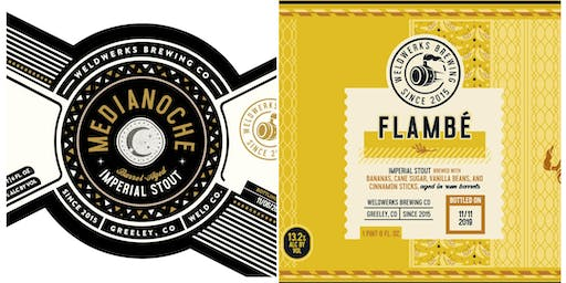 2019 Medianoche & Flambé Bottle Release