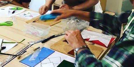 Glass Bird Workshop (copper foiling technique) tickets