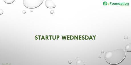 Startup Wednesday (CMO Series) - Partnership in Startups  tickets