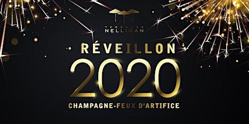 Célébration du Nouvel An // NYE 2020