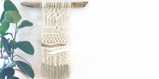 Class: The Art of Macra-weaving (Ages 16+)
