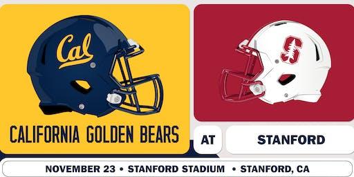 Cal at Stanford Big Game Tailgate