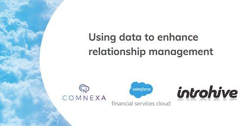 Using data to enhance relationship management