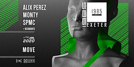 Fokus: 1985 Music w/ Alix Perez, Monty & SP:MC tickets