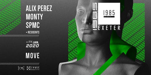 Fokus: 1985 Music w/ Alix Perez, Monty & SP:MC