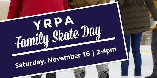 YRPA Family Skate Day
