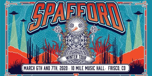 Spafford w/ Cycles (2-NIGHT TICKET)