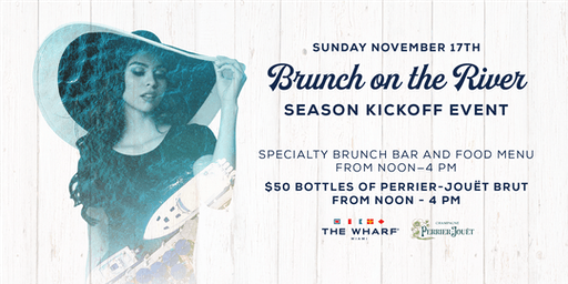 Brunch on the River: Season Kickoff Event
