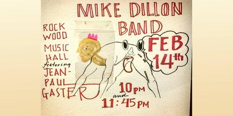 Mike Dillon Band feat. Jean-Paul Gaster tickets