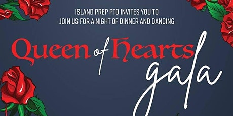 Island Prep PTO Queen of Hearts Gala tickets