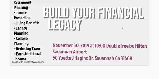 Build Your Financial Legacy