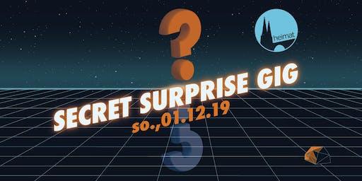 Secret Surprise Gig Nr 3