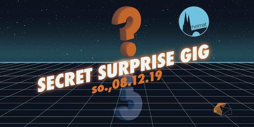 Secret Surprise Gig Nr 4