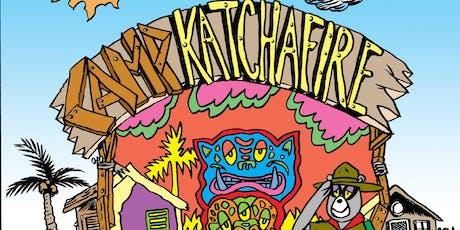 Camp Katchafire tickets
