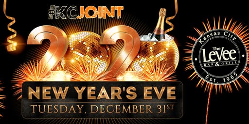 New Year's Eve @ The Levee 2020