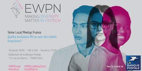 EWPN Local Meetup France - Evolutions RH dans les entités financières billets