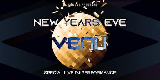 Venu Nightclub New Years Eve 2020 Party