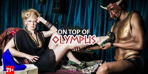 """Experience The """"On Top of Olympus"""" Event Party (Seattle)"""