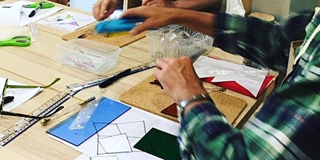 Glass Butterfly Workshop (copper foiling technique) tickets