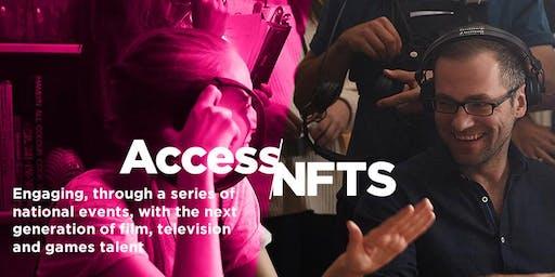Access NFTS Pop Up : Screenwriting