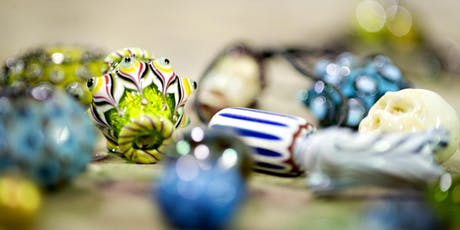 Colorful Flame: Introduction to Glass Beads tickets