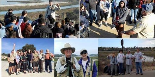 Newport Bay Conservancy & OC Parks Volunteer Training 2020