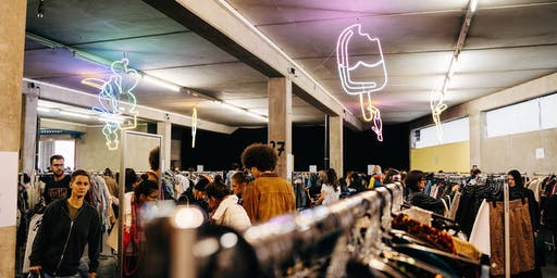 BeThrifty Vintage Kilo Sale | BASEL - Messe Halle 5